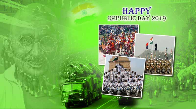 Republic Day 2019 parade