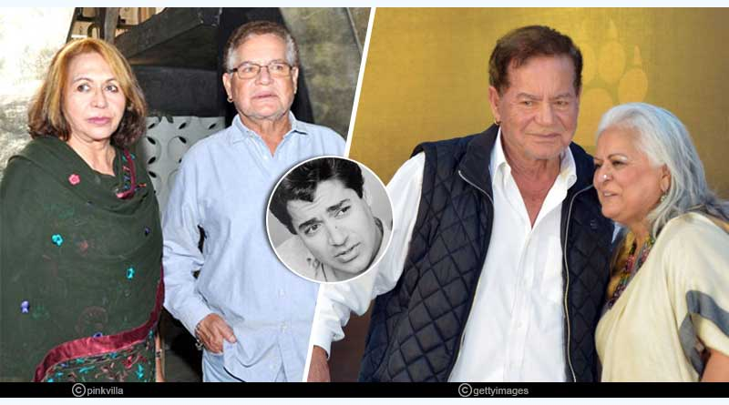 salim khan two marriages