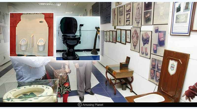 Some interesting facts about the Sulabh International Museum of toilets