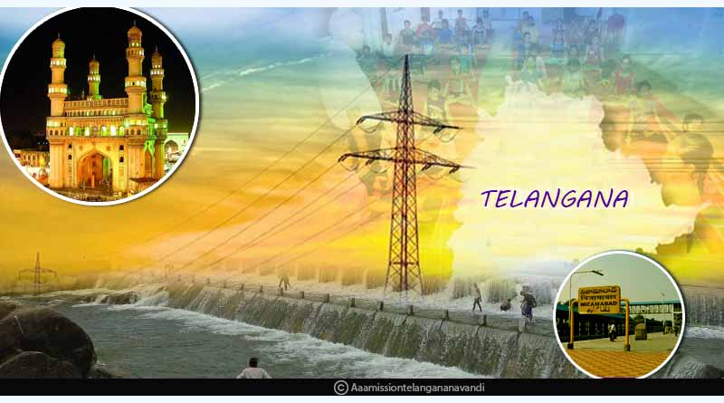 telangana development
