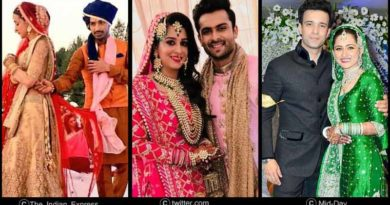 TV stars who married their co-star