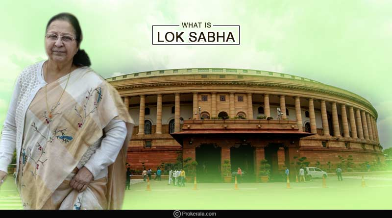 What is Lok Sabha