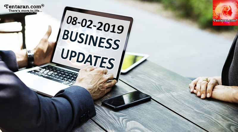 India business news headlines 8th February 2019