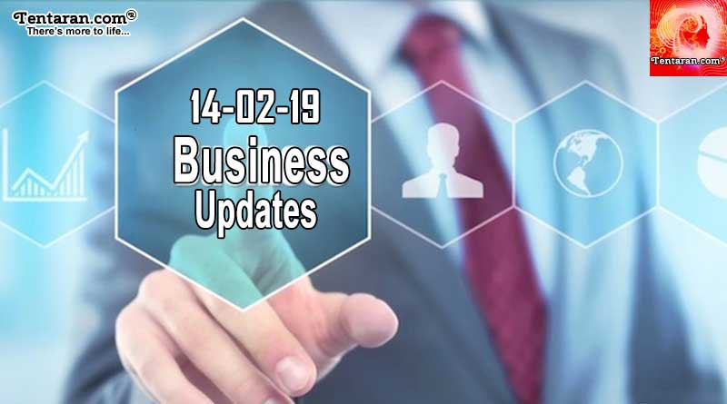 India business news headlines 14th February 2019