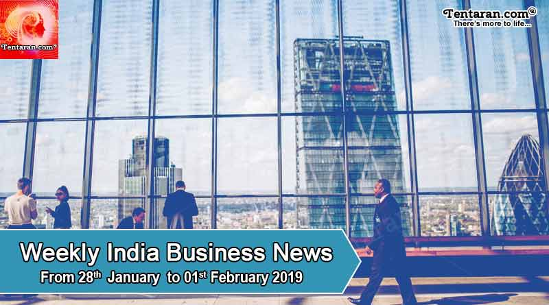 India business news headlines weekly roundup 25th Jan