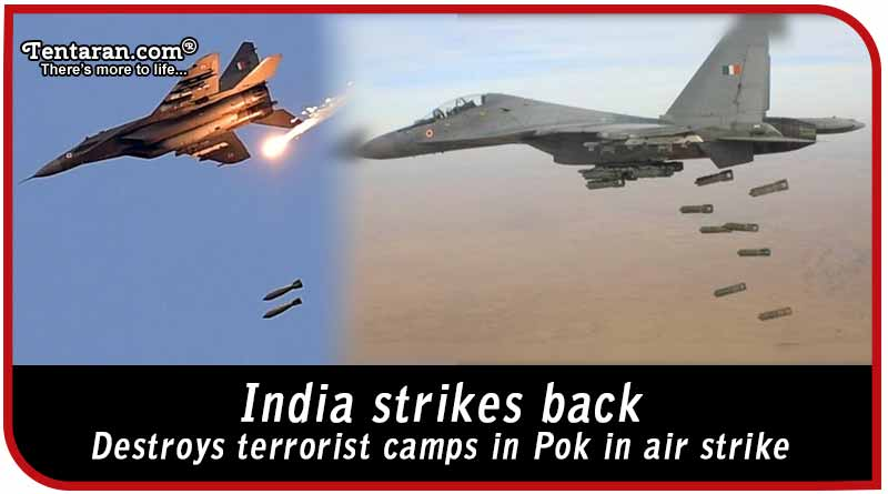 India Air strikes in PoK Steps taken by Indian government following Pulwama attack