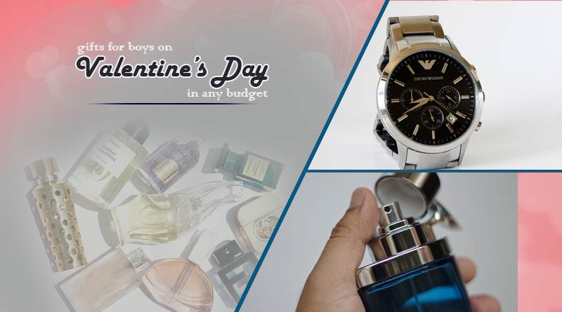 Best gifts for boys on Valentine's Day