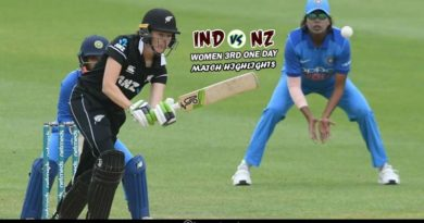 Ind vs NZ women 3rd one day match highlights