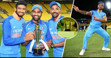 India's road to a 4-1 series win against NZ