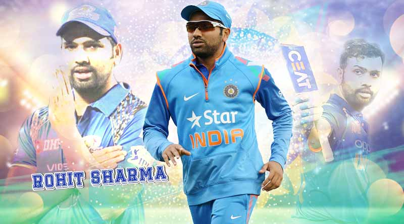 Interesting facts about Rohit Sharma