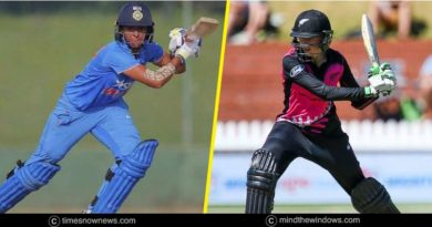 NZ Vs India Women second T20 highlights