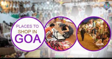 top five places to shop in Goa