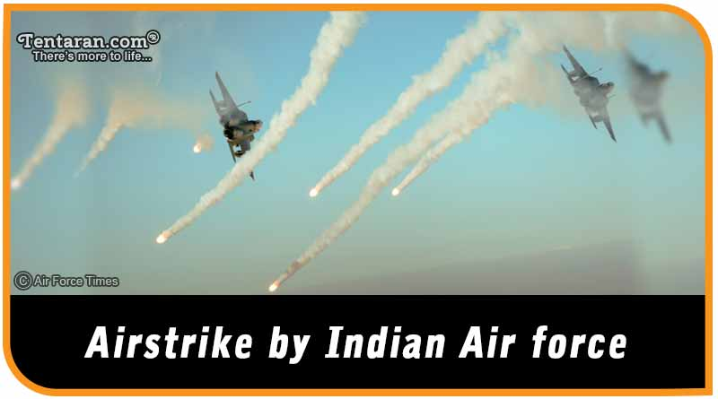 airstrike by Indian Air force