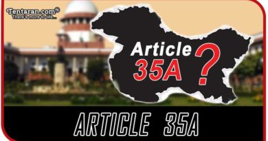 Kya hai article 35A
