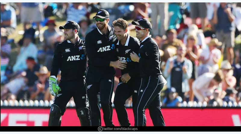 New Zealand's Pace Attack