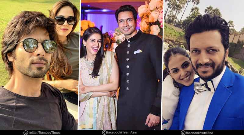 Bollywood celebrity couples who don't mind the age gap