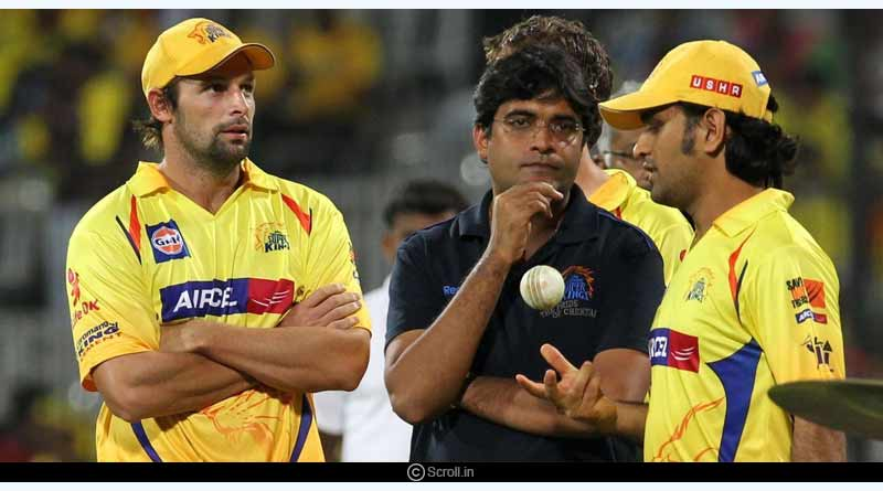 reason why RR and CSK were banned from the IPL