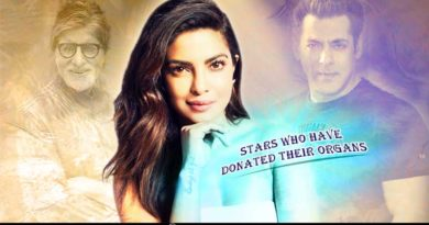 stars who have donated their organs