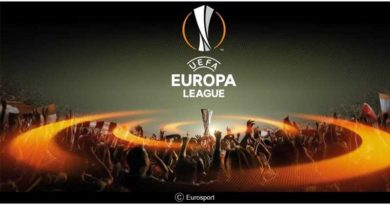 Europa League round of 16 results