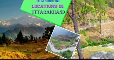Film shooting locations in Uttarakhand