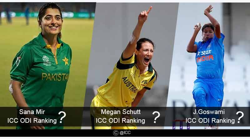 ICC Women ODI Rankings
