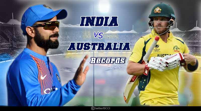 India Vs Australia T20s records and figures