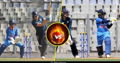 India Vs England Women Second ODI