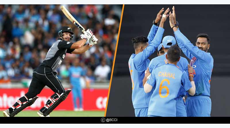 Ind vs NZ 2nd T-20 highlights