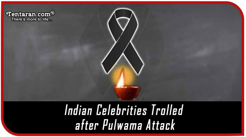 Indian celebrities trolled after Pulwama attack