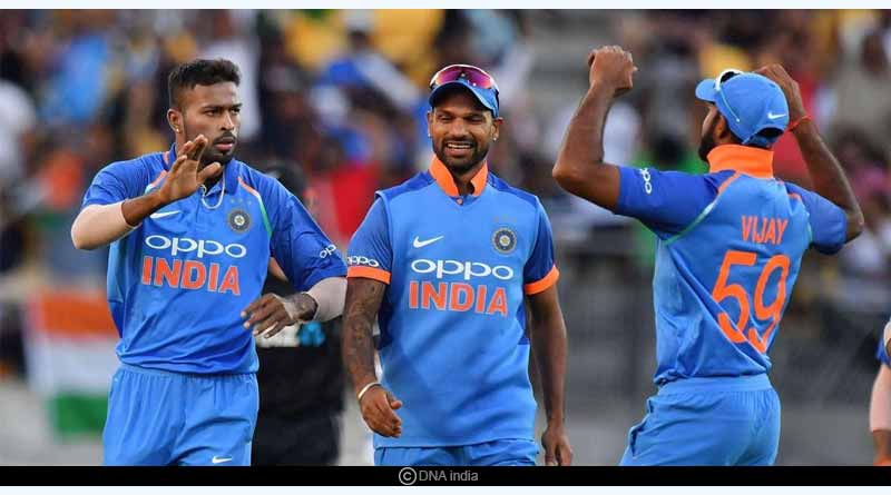 New Zealand vs India T20 Series