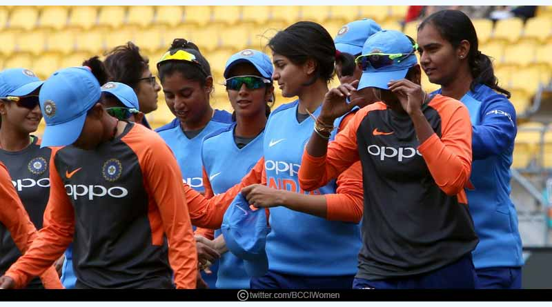 New Zealand Vs India women T20 series schedule and teams