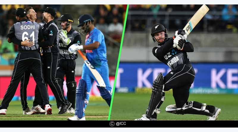 Ind vs NZ 1st T-20 highlights