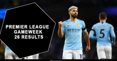 Premier League Gameweek 26 Results: Unstoppable Manchester City continue on their supremacy with another illustrious performance to stay ahead of Liverpool