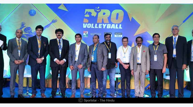 Pro Volleyball League schedule and format