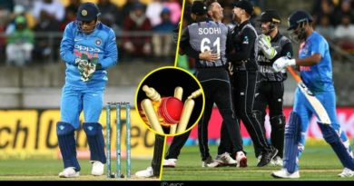 Reasons why India lost the first T20
