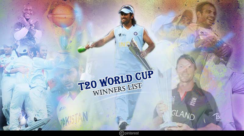 t20 world cup winners list