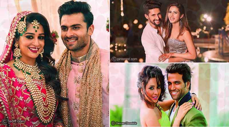 Tv celebs proposed their partners on reality shows