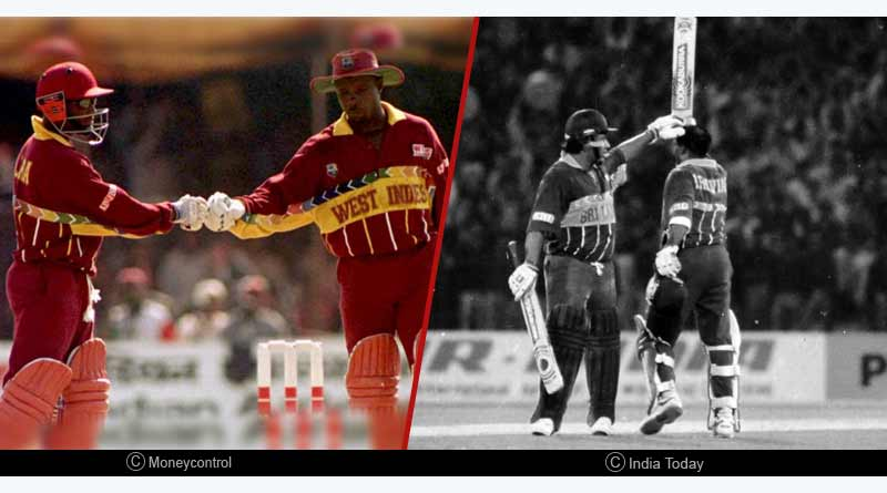 West Indies refused to play against Sri Lanka in the 1996 World Cup