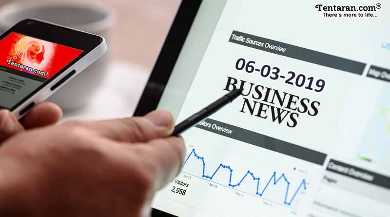 India business news headlines 6th March 2019