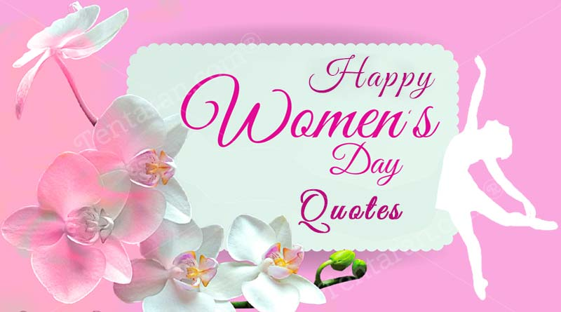 Women's day quotes in english and hindi
