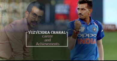 Yuzvendra Chahal career and achievements