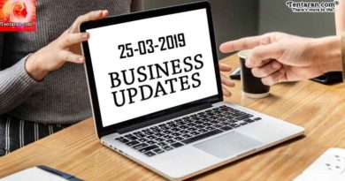 Latest India Business News 25th March 2019