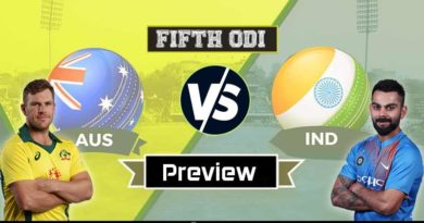 India Vs Australia fifth ODI preview