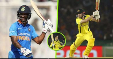 India Vs Australia Fourth ODI