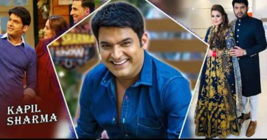 Facts about comedian Kapil Sharma