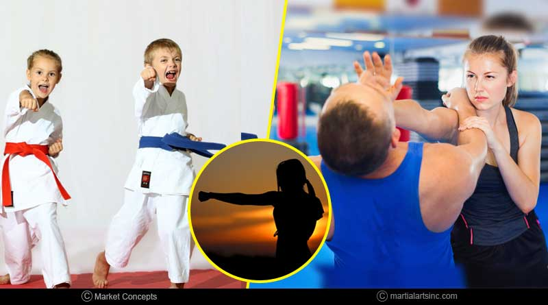 learning self-defence is important for all