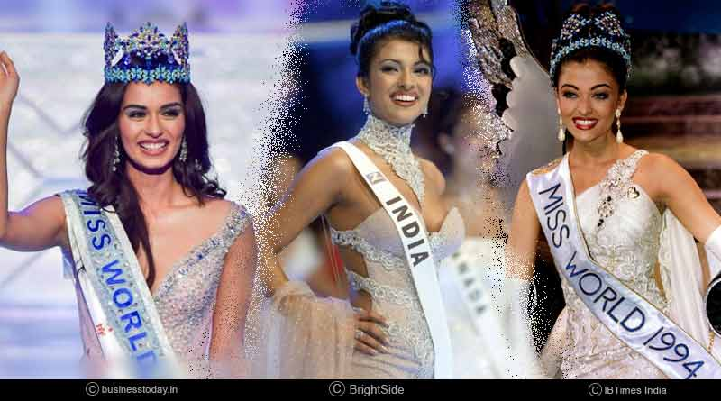 list of miss world from India in hindi