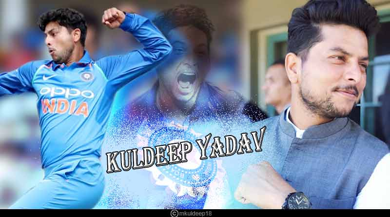 Some facts about Kuldeep Yadav