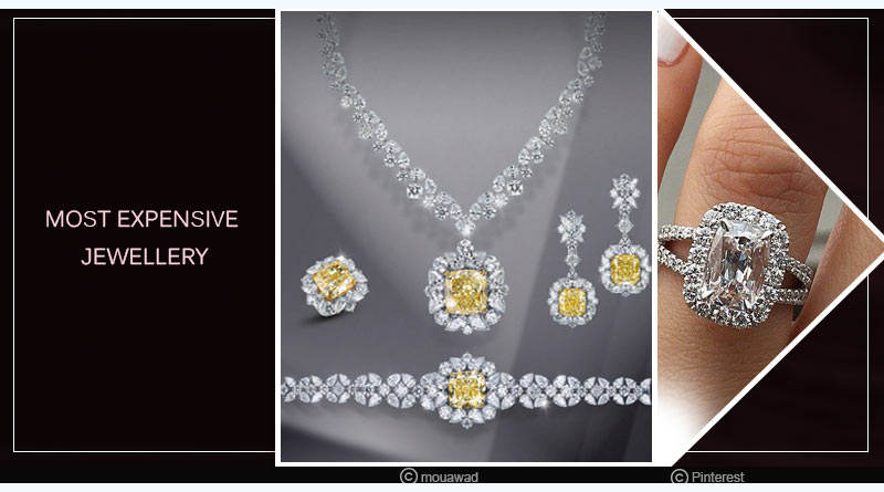 Most expensive jewellery in the world