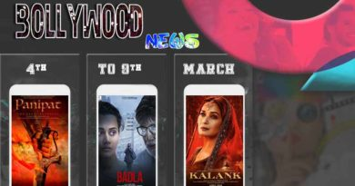weekly bollywood news in hindi 4th to 9th march 2019